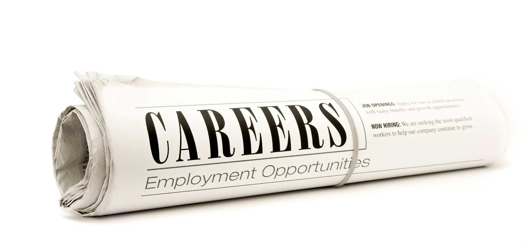 careers newspaper header